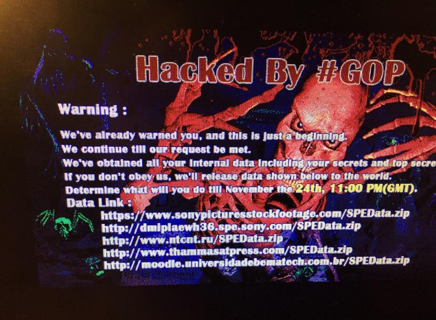 The Sony hack – will you be next?