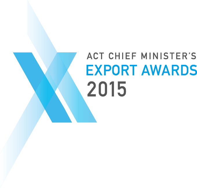 Finalists in the 2015 ACT Chief Minister's Export Awards